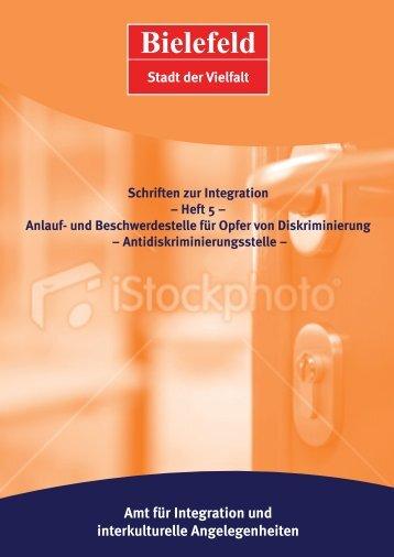 Amt für Integration und interkulturelle Angelegenheiten - Bielefeld ...