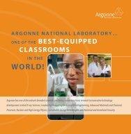 Education - Argonne National Laboratory