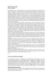 ERWIN PISCATOR Il teatro politico1 - Dipartimento di Storia dell'Arte ...