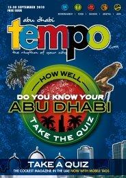 ABU DHABI - Tempoplanet