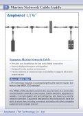 Conectores Estancos. Aplicaciones Marinas - LTW - Page 4
