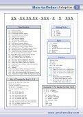 Conectores Estancos. Aplicaciones Marinas - LTW - Page 7