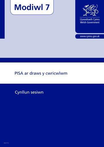 Cynllun sesiwn - Learning Wales