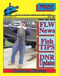 July 2007 Issue - Wvasportsman.net