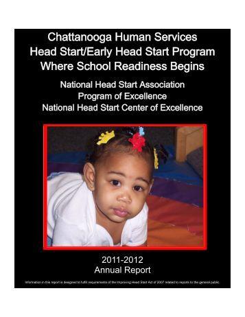 Chattanooga Human Services Head Start/Early Head Start Program ...