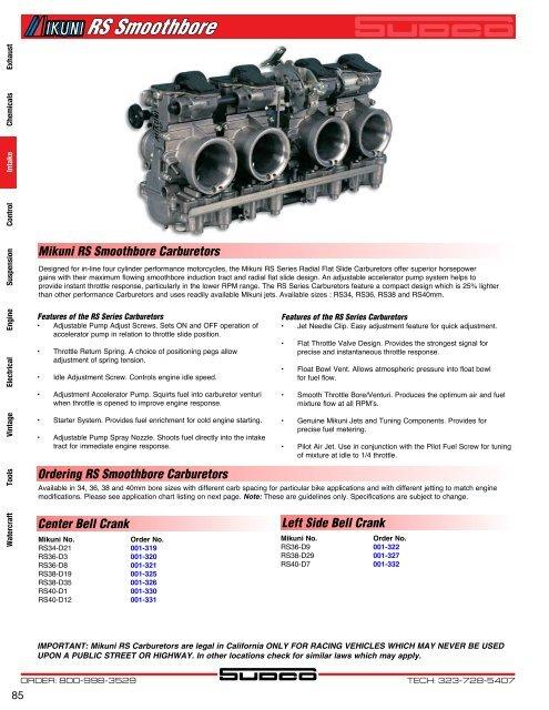 Genuine Mikuni RS HS HSR Carburetor Carb Size 37.5 Pilot Jet VM28//486//37.5