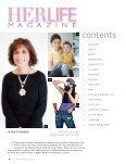 Mara Ginsberg - HER LIFE Magazine - Page 4