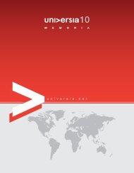 Memoria 2010 - Universia