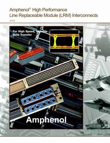 (LRM) Line Replaceable Module - Amphenol Aerospace