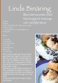 Smaka på Kristianstad, receptfolder - Page 3
