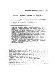 Ascaris plastination through S10 techniques - Journal of Plastination