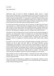 Utkast III 4(24 april7 mars 2013) - Regjeringen.no