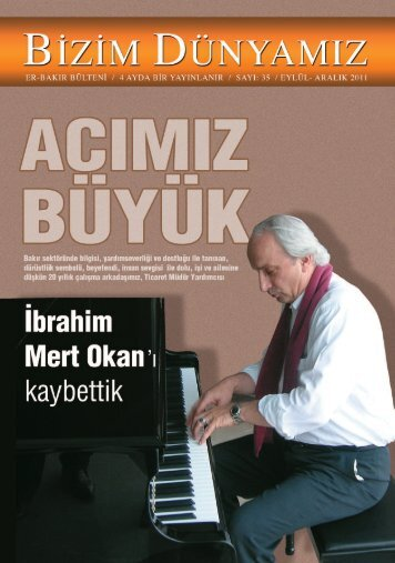 Sayı 35 - Eylül-Aralık 2011 - Er-Bakır