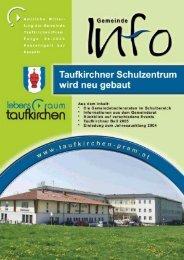Gemeinde Info Folge 4/2004 (0 bytes) - Taufkirchen an der Pram