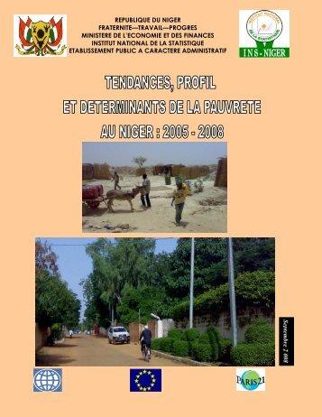 republique du niger fraternite—travail—progres ministere de l ...