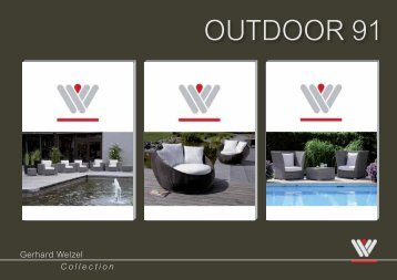 OUTDOOR 91 - Welzel Collection