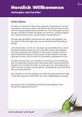 Partyservice- und Catering-Prospekt - Aubergine & Zucchini - Seite 3