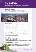 Partyservice- und Catering-Prospekt - Aubergine & Zucchini - Seite 6