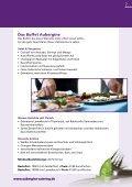 Partyservice- und Catering-Prospekt - Aubergine & Zucchini - Seite 7