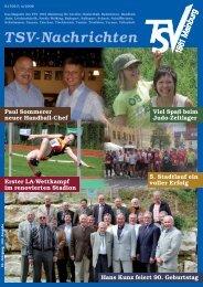 TSV-Nachrichten 4/2008