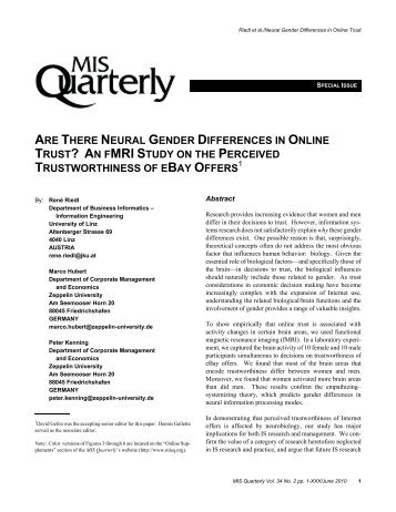 a look at the gender differences in israel Ethnography: a look at gender difference in social interaction an ethnographic approach was chosen for this study because it has the potential to provide a.