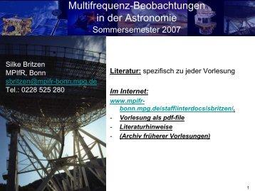 pdf-file komp. - Max-Planck-Institut für Radioastronomie