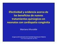 Efectividad y evidencia acerca de los beneficios de nuevos ...