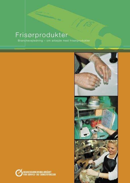 Branchevejledning – om arbejde med frisørprodukter - BAR - service ...