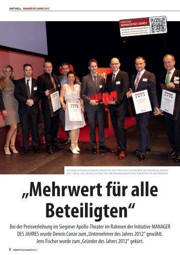 Mehrwert für alle Beteiligten - Statmath GmbH