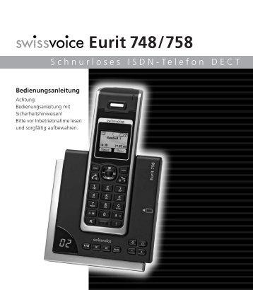 Eurit 748/758 - TKR