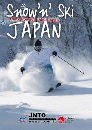 'n' Ski Japan - Japan National Tourism Organization