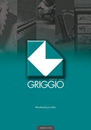 Оборудование GRIGGIO - Главная