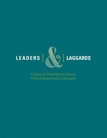 LAGGARDS LEADERS - US Chamber of Commerce