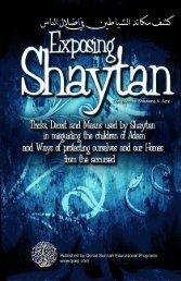 Exposing Shaytan - Kalamullah.Com