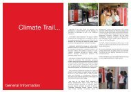 Climate Trail...