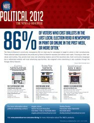Political Advertising - The News & Observer