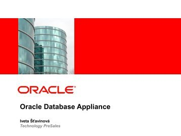 Oracle Database Appliance - ASBIS SK Online