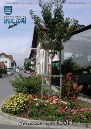 Rum-Journal 2007/4 (3 MB) (0 bytes - Marktgemeinde Rum