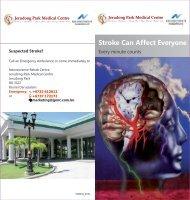 Stroke (English) - Jerudong Park Medical Centre