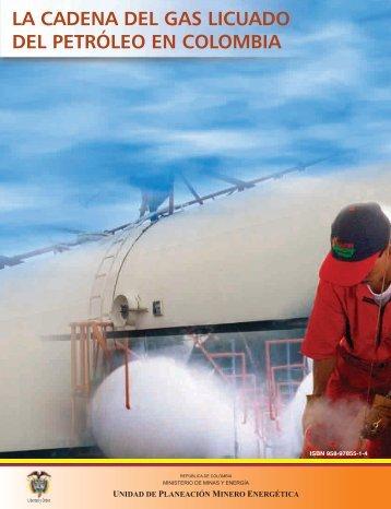 La Cadena del Gas Licuado del Petróleo en Colombia - Unidad de ...
