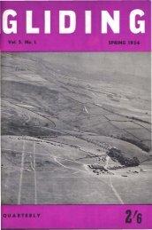 Volume 5 No 1 spring 1954.pdf - Lakes Gliding Club