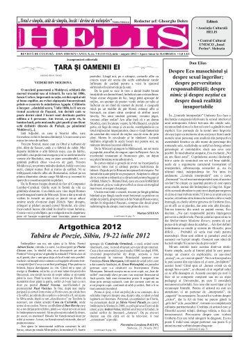 HELIS 111 bun - Revista HELIS