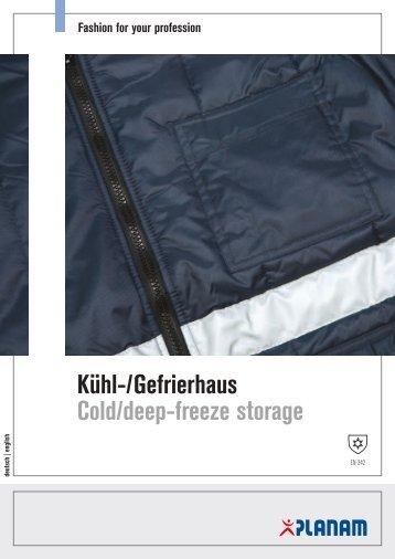 Kühl-/ Gefrierhaus PLANAM