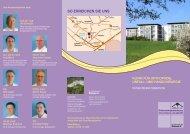 Klinik für Orthopädie, Unfall- und Handchirurgie (Patienteninformation)