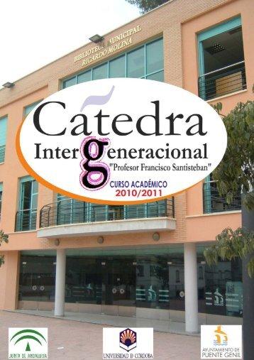 Programa del curso 2010/2011 - Ayuntamiento de Puente Genil