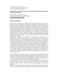 Sandoval.pdf - Hecho Histórico