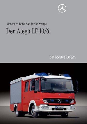 Der Atego LF 10/6.