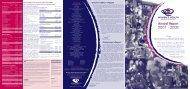 2008 Annual Report - Women's Health Goulburn North East