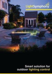 Light Symphony Brochure - Moonlight Design
