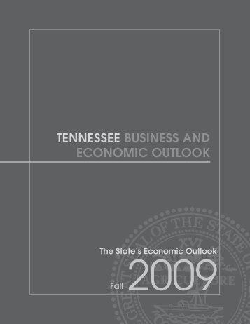 Fall 2009 - Center for Business and Economic Research - The ...
